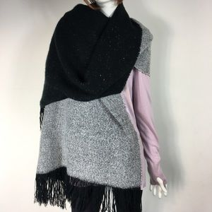 Bebe large scarf wrap